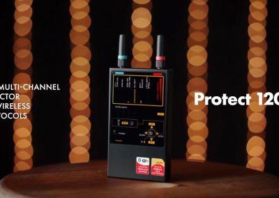 protect_1207i_profesionálny detektor odposluchov