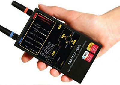 protect 1207i_multidetektor RF signalu